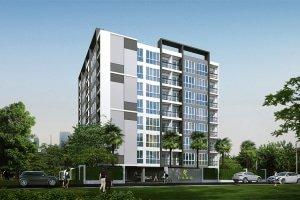 พาร์ค เรสซิเดนซ์ แอท พหล 67 (Parc Residence @ Phahol 67)