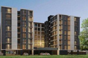 เจอาร์วาย คอนโดมิเนียม พระราม 9 (JRY Condominium Rama 9)