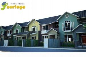 เดอะ โฟริเอช รังสิต-คลอง 4 (The Fouriage Rangsit-Klong 4)