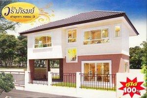 บ้านวราภิรมย์ ลำลูกกาคลอง 3(Baan Varapirom Lumlukka Klong 3)