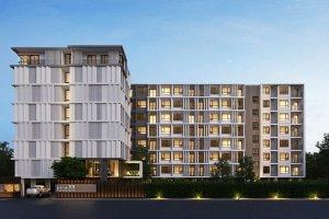 พราว 3 คอนโดมิเนียม (Proud 3 Condominium)