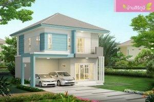 บ้านสิริวลัย รังสิต-คลอง 1 ( Baan Sirivalai Rangsit-Klong 1)