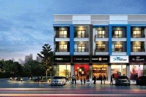 เสนา ช้อปเฮ้าส์ สุขุมวิท 113 (Sena Shophouse Sukhumvit 113)