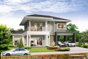 บ้านบุญยกร รังสิตคลอง 6 (Baan Bunyakorn Rangsit Klong 6)