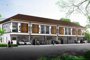 บ้านราชพฤกษ์ สุวรรณภูมิ-ลาดกระบัง (Baan Ratchapruek Suvarnabhumi-Ladkrabang)