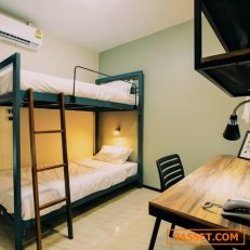 C1835 ขายกิจการโรงแรมเนื้อที่ 60 ตารางวา พร้อมใบอนุญาตโรงแรม ใกล้มหาลัยรามคำแหง