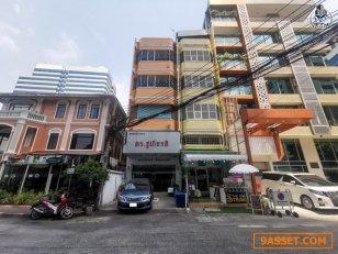 ขาย อาคารพาณิชย์ หลังมุม สีลม 19 ใกล้ บ้านสีลม รถไฟฟ้า BTS สุรศักดิ์