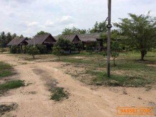 ขายที่ดินทำเกษตร 22 ไร 2 งาน ถนนสายห้วยคู ซอย 5 ตะเคียนเตี้ย บางละมุง ชลบุรี