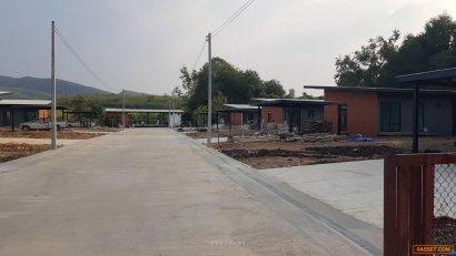 ขาย โครงการ The Eight Villa  บ้านพักตากอากาศ พร้อมสิ่งอำนวยความสะดวกและความปลอดภัยครบ