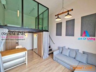 ขาย Blossom Condo@Fashion Altitude ชั้น12A (AOL-F81-2105003883)