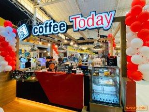 เซ้งด่วน‼️ ร้านกาแฟ Coffee Today @สาขาเซ็นทรัลพลาซ่ารัตนาธิเบศร์