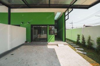 โครงการจัดสรร The Eco Residence Ayutthaya  (ดิ อีโค่ เรสซิเดนซ์ อยุธยา)