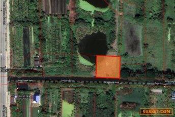 P41LA2104001 ขายที่ดิน ทวีวัฒนา กรุงเทพ 1-1-78.0 ไร่ 31.79 ล้านบาท