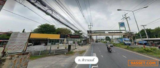 P29LA2104007 ขายที่ดิน บางพูด นนทบุรี 7-1-88.0 ไร่ 299000 ล้านบาท
