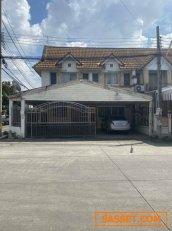 ขายขาดทุนทาวน์เฮ้าส์ : หมู่บ้านพูนสินธานี3 กรุงเทพมหานคร (0801532451)