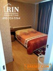 R027 - 001 ขายคอนโด เดอะปราก (The Prague) ใกล้โบ๊เบ๊ ทาวเวอร์ 1 ห้องนอน 42.12 ตารางเมตร