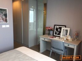A space id Asoke-Ratchada Rare & Specious 1 Bedroom condominium in the Heart of New CBD