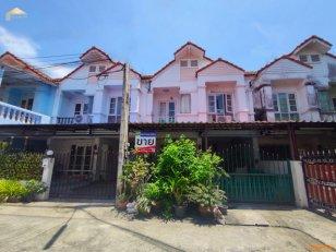 ขายทาวน์เฮ้าส์พิมพาภรณ์ 4 ใจกลางบ้านสวน ชลบุรี