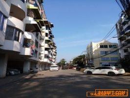 CM02729 ขาย ลานนานคร คอนโดทาวน์ เชียงใหม่ Lanna Nakorn Condo Town คอนโดมิเนียม ซอยสุขเกษม 2