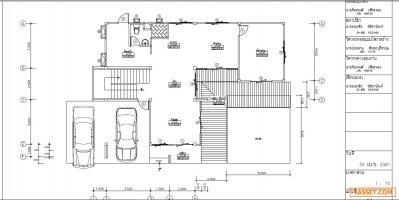 บ้านเดี่ยว 2 ชั้น 5 ห้องนอน 3 ห้องน้ำ 1+1 จอดรถ กำลังก่อสร้าง