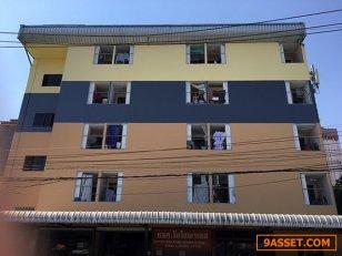 ขายอพาร์ทเม้น ใกล้ ม.ราชภัฏเชียงใหม่ 5 ชั้น จำนวน 55 ห้อง คุ้มค่าในการลงทุน‼