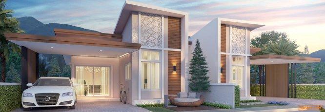 บ้านแฝดในอนาคต พร้อมจอง พร้อมอยู่