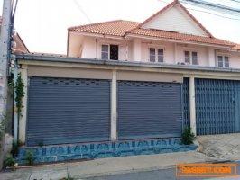 H00606 ขาย บ้านแฝด หมู่บ้านพฤกษา 21 Baan Pruksa 21 บ้านแฝด 2 ชั้น ซอยคลองถนน ถนนกาญจนาภิเษก