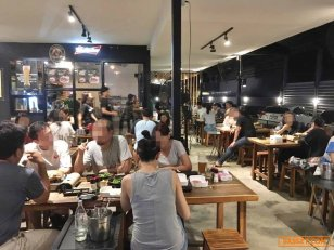 เซ้ง‼️ ร้านอาหาร ซอยเซ็นทรัลอีสวิลล์ ถนนนาคนิวาส @ลาดพร้าว กทม.