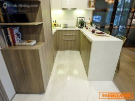 HOT Deal ! Celes Asoke 1 bed 50.59 sqm East view (unblocked) which is super rare items in CBD ASOKE area and BTS/MRT Station 13.55 M.