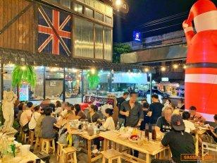 เซ้งด่วน‼️ ร้านอาหาร ลาดพร้าววังหิน71 ติดถนน พร้อมอุปกรณ์