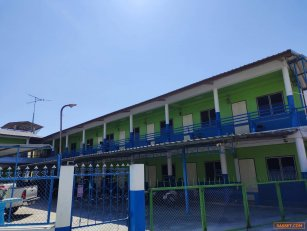 ขายหอพัก ติดอมตะนคร มี 24 ห้อง (มีทั้งห้องแอร์ และห้องพัดลม)