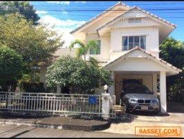 บ้านขาย-เช่า ในโครงการใหญ่ เส้นแม่โจ้