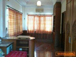 ขาย   บ้านเดี่ยว 2 ชั้น ในหมู่บ้าน โซนหางดง