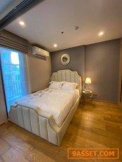 K0025 คอนโด Q ชิดลม-เพชรบุรี ใกล้ BTS ชิดลม 1 bedroom Size 35 sqm ชั้น 33