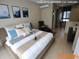 ให้เช่า ทาวน์โฮม - โฮมออฟฟิต อาร์เด้น พัฒนาการ 20 / For rent Townhome – Home office Arden Pattanakarn 20