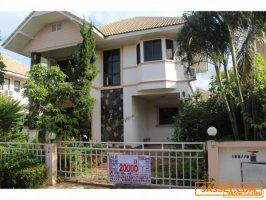 บ้านสวยให้เช่า ราคาถูก การ์เด้นแลนด์ โซนสันทราย-ดอยสะเก็ด