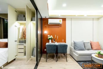 ขายคอนโด The Nest Chula Samyan ถูกสุดในจุฬา 1 ห้องนอน เริ่ม 4.29 ลบ. เฟอร์ครบ