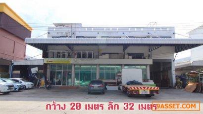 มินิแฟคตอรี่ โรงงาน สำนักงาน โกดัง บางพลี สมุทรปราการ กิ่งแก้ว25/1  ใกล้สุวรรณภูมิ พื้นที่สีม่วง