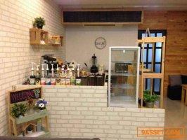 เซ้งร้านกาแฟ อุปกรณ์ครบๆ @ หลัง ม.สุรนารี ประตู 4