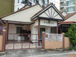 ขายค่ะ บ้านเดี่ยว ชั้นเดี่ยว พิกัด ตลาดหนองก้างปลา บ่อวิน