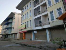 ขายหรือให้เช่า อาคารพานิชย์ 4 ชั้น คลองเจ็ด ใกล้มหาวิทยาลัยราชมงคล คลองหก