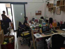 เซ้งด่วน ‼️ Office+Showroom เข้าอยู่ได้เลย @โครงการ Royal Ville SK จ.นนทบุรี
