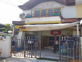 ขายบ้านใกล้รถไฟฟ้าสีม่วง อำเภอบางบัวทอง จังหวัดนนทบุรี