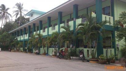 ???? ขายอพาตเม้นต์ 100 ห้อง พร้อมที่ดิน 4 ไร่ครึ่ง ถ.เก้ากิโล ซอย31 ศรีราชา ชลบุรี