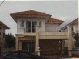 ขายบ้านเดี่ยว 2 ชั้น มบ.บุณฑริก์ คลอง 2  ปทุมธานี
