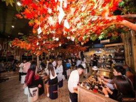 เซ้งร้านอาหารญี่ปุ่น @โครงการ Ler jadin ปากเกร็ด จ.นนทบุรี