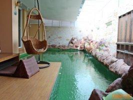 ขายบ้าน พร้อมสระว่ายน้ำ ในโครงการคุณภาพ โซนสันทราย