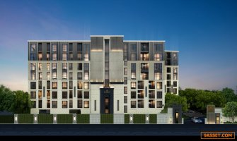 Sell Brand new Condo at Ratchada Soi 3