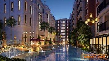 CM02829 ขายดาวน์ เอสพานา รีสอร์ท คอนโด Espana Resort Condo คอนโดมิเนียม ซอยชัยพฤกษ์ 3 ถนนจอมเทียน 2