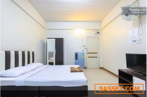 ให้เช่า--ห้องพัก 40 ตารางเมตร รายเดือน คู้บอน6 ถนนรามอินทรา ติดต่อ 029432378